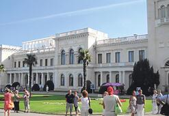 Dünyanın paylaşıldığı kent Yalta