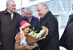 Bakü-Tiflis-Kars Demiryolu Çalışma Toplantısı Karsta  gerçekleştirildi