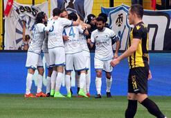 İstanbulspor 2-2 Büyükşehir Belediye Erzurumspor