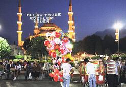 İstanbul'un umudu 'Ramazan turisti'
