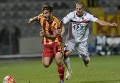 Süper Ligin en az gol atanı Kayserispor