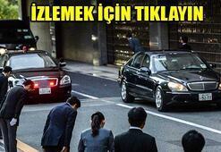 Erdoğanı böyle karşıladılar