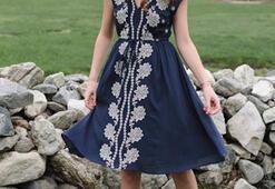 Sonbahar düğünü için elbise önerileri