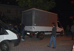 İzmirde MİT lojmanlarına hain saldırı