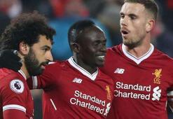Liverpool, Salah ve Mane ile kazandı