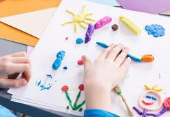 Çocuklar yaratıcılıklarını konuştursun