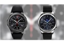 Samsung Gear S3 Saat Geliyor