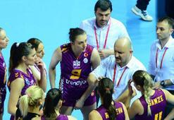 Halkbank-Galatasaray: 3-2