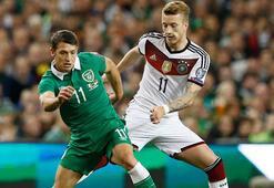 İrlanda Cumhuriyeti - Almanya: 1-0