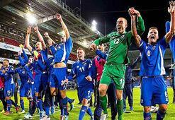 Millilerin rakibi İzlandanın şaşırtan sırrı