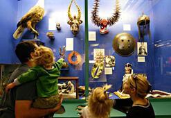 Çocuklar için teknoloji harikası müze açıldı