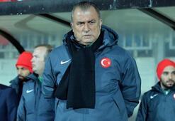 Türkiyenin Fatih Terimle 115. milli maçı