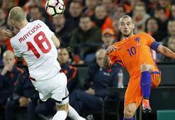 Sneijder, Quaresma ve Eren Derdiyok sahne aldı Sonuçlar...