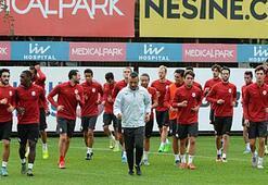 Galatasarayın Panthrakikos kadrosu belli oldu