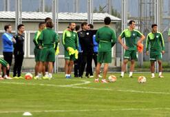 Bursasporda Antalyaspor maçı hazırlıkları