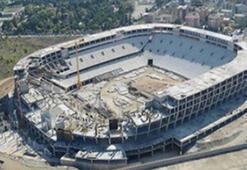 Malatya Arena için yeniden ihale yapılacak