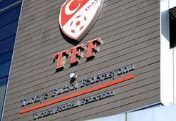 TFF, tüm resmi, özel ve amatör maçları erteledi