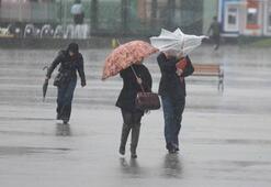 İstanbul için sağanak uyarısı İşte Meteorolojinin son hava tahminleri...