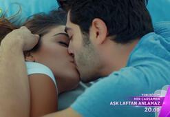Aşk Laftan Anlamaz 14. bölümde Hayat ve Muratın romantik dakikaları