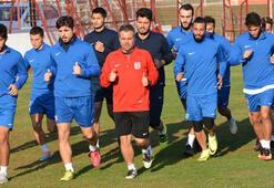 Sivassporda Balıkesirspor maçı hazırlıkları
