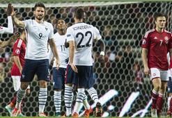 Danimarka - Fransa: 1-2