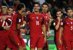 Quaresmalı Portekiz 6 golle kazandı
