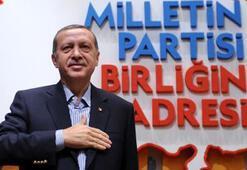 Erdoğan: Süreci yeni baştan ele aldık
