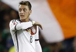 Mesut Özil: Türkiyeye şans diliyorum