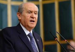 MHP lideri Devlet Bahçeli: PKK demek FETÖ demektir
