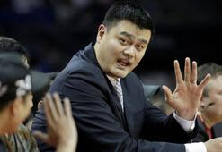 Yao Ming, Marsa atandı