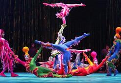 Cirque Du Soleilin tırlarına el konuldu