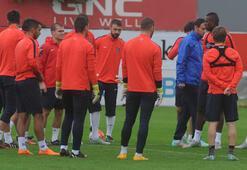 Trabzonspor, Mersin İdmanyurdu maçı hazırlıklarını sürdürdü