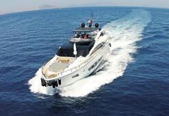 Boat Show'da 160 tekne 50 milyon euro'ya satıldı