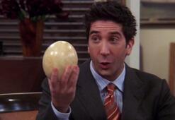 En sevilen Friends karakteri Ross Geller