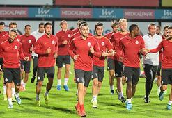 Therapy with National Team
