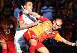 Yener İnce açıkladı Wesley Sneijder ve Sigthorsson bu hafta yok