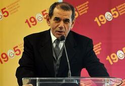 Dursun Özbek müjdeledi: Stat konusunda GSGM ile anlaştık