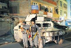 Afganistan'da çifte saldırı