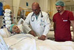 103 yaşındaki nene tarihe geçti