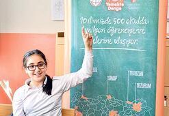 1 milyon çocuk ve ebeveyne dengeli beslenme dersleri