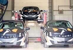 Schwedischer Hauch bei inländischen Auto