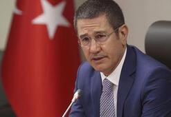 Milli Savunma Bakanı Canikliden Zeytin Dalı harekatı açıklaması