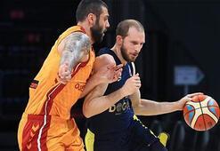 Basketbolda dev derbi: Fenerbahçe-Galatasaray