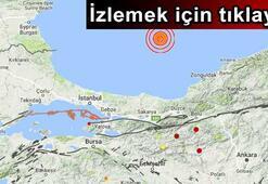 Karadenizde deprem, İstanbul sallandı