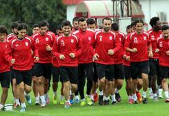 Samsunspor, Alanyaspor hazırlıklarını tamamladı