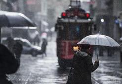 Meteoroloji uyardı İstanbulda akşam saatlerinde...