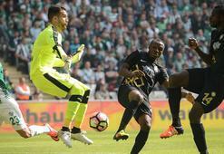 Bursaspor - Osmanlıspor: 0-0