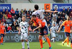 Medipol Başakşehir-Atiker Konyaspor: 1-1