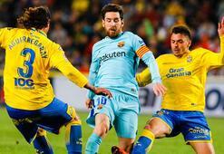 Las Palmas - Barcelona: 1-1