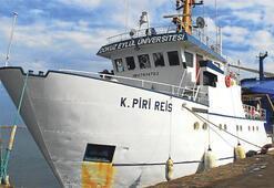 Akdeniz'e 3 boyutlu sismik gemi